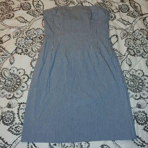 Ralph Lauren tube top dress